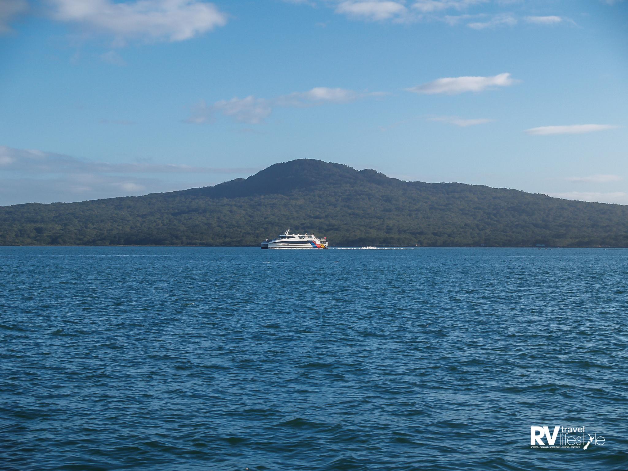 Rangitoto Hauraki Gulf