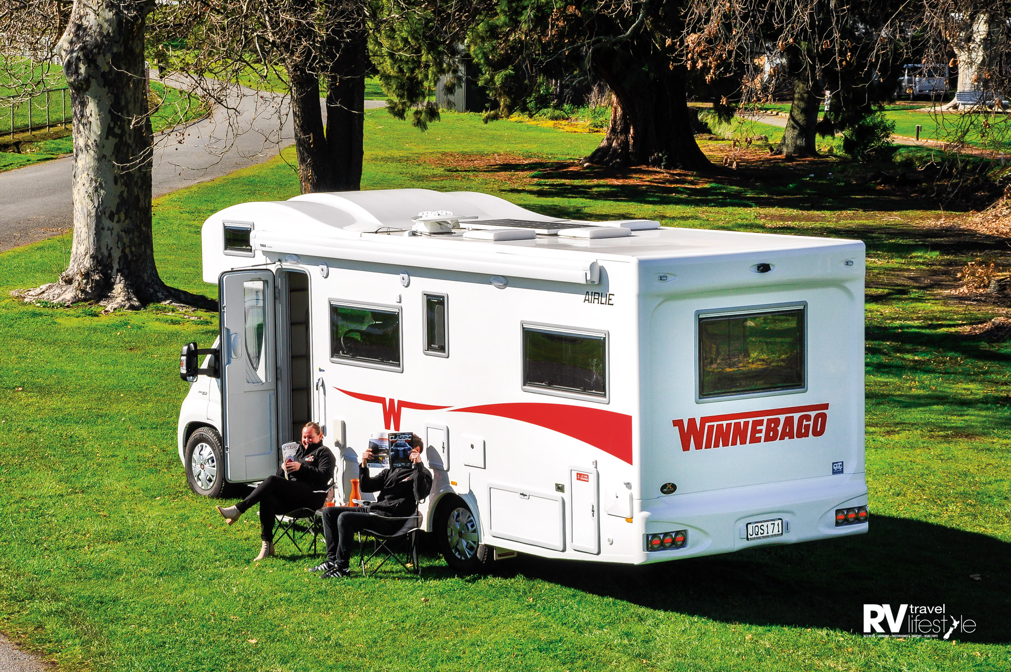 World Famous And In New Zealand Rv Travel Lifestyle
