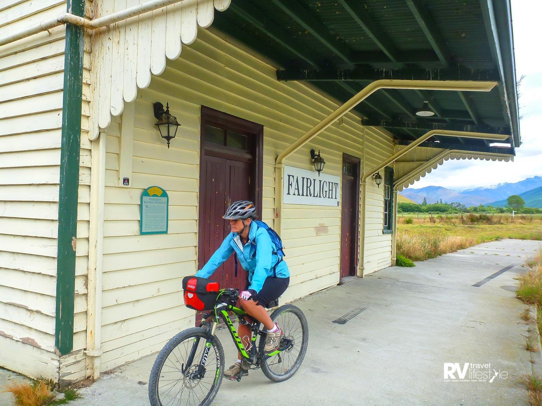 Fairlight station heralds the last stop before Kingston
