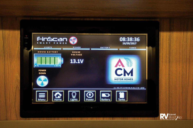 The FinScan Smart Power digital controller