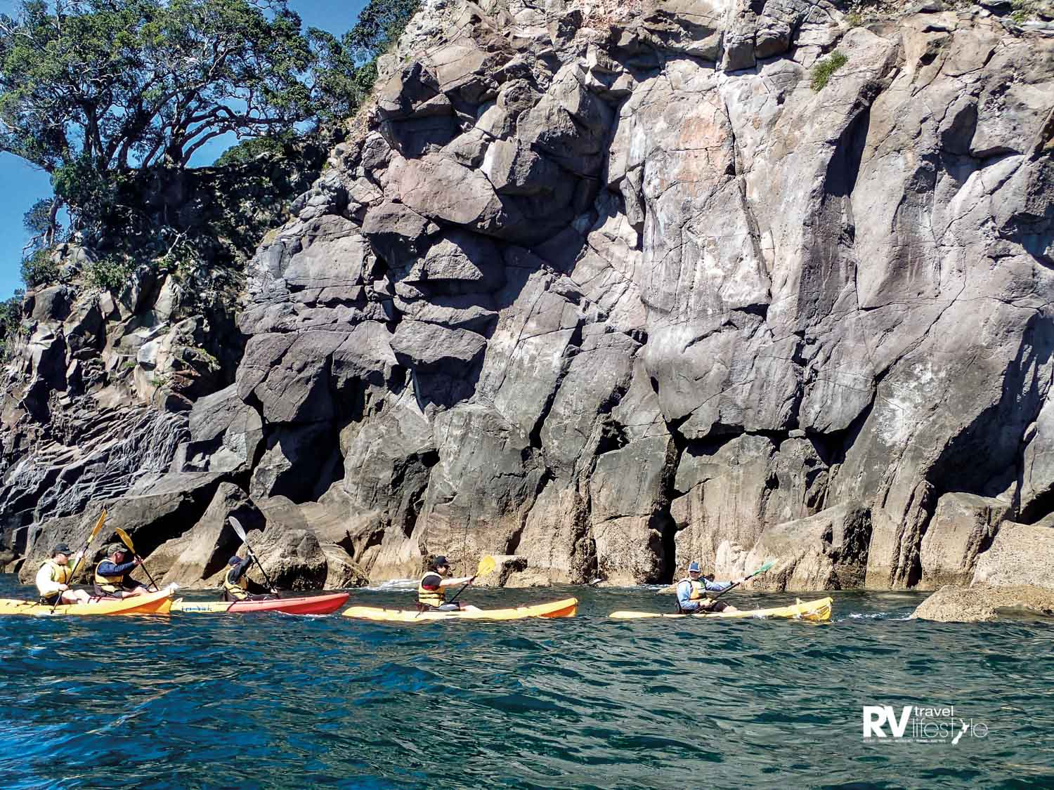 Kenny McCracken's KG Kayaks is one of Whakatane's top visitor attractions