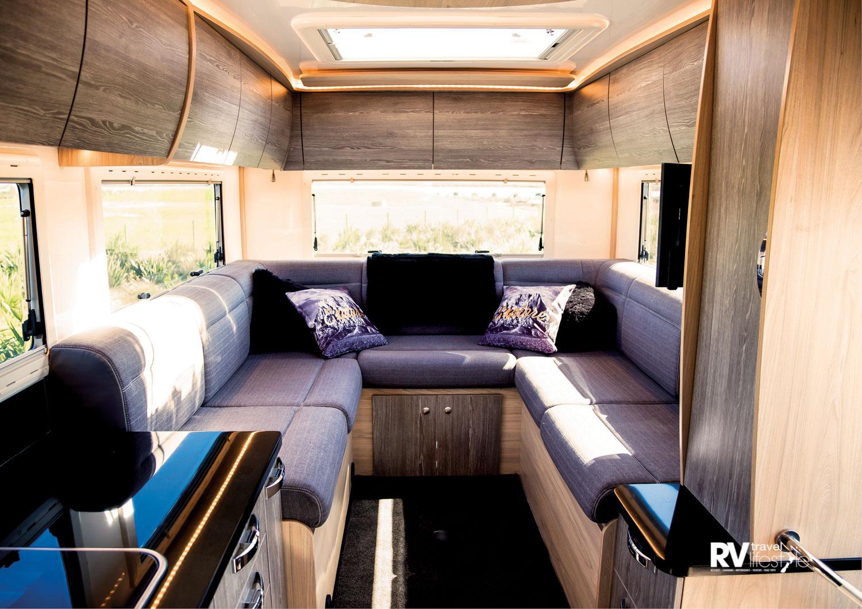 A sense of quiet luxury pervades this custom build