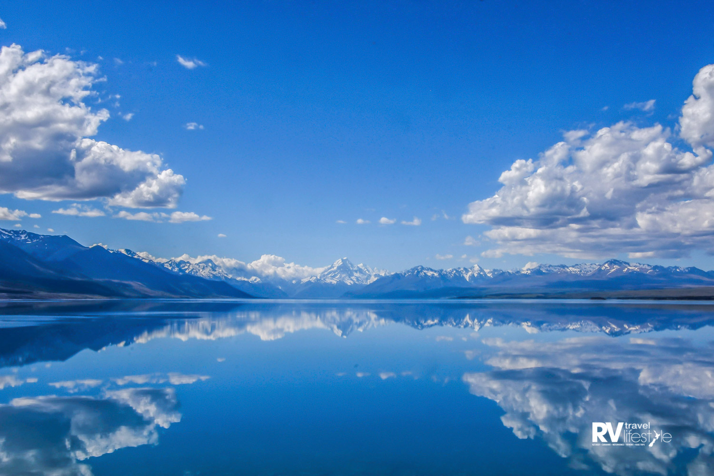 Lake Pukaki – simply breathtaking