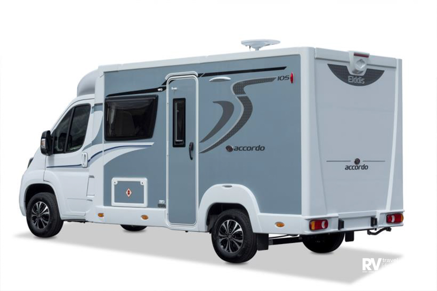 The Elddis Accordo offers compact motorhome buyers the welcome option of a Peugeot base vehicle