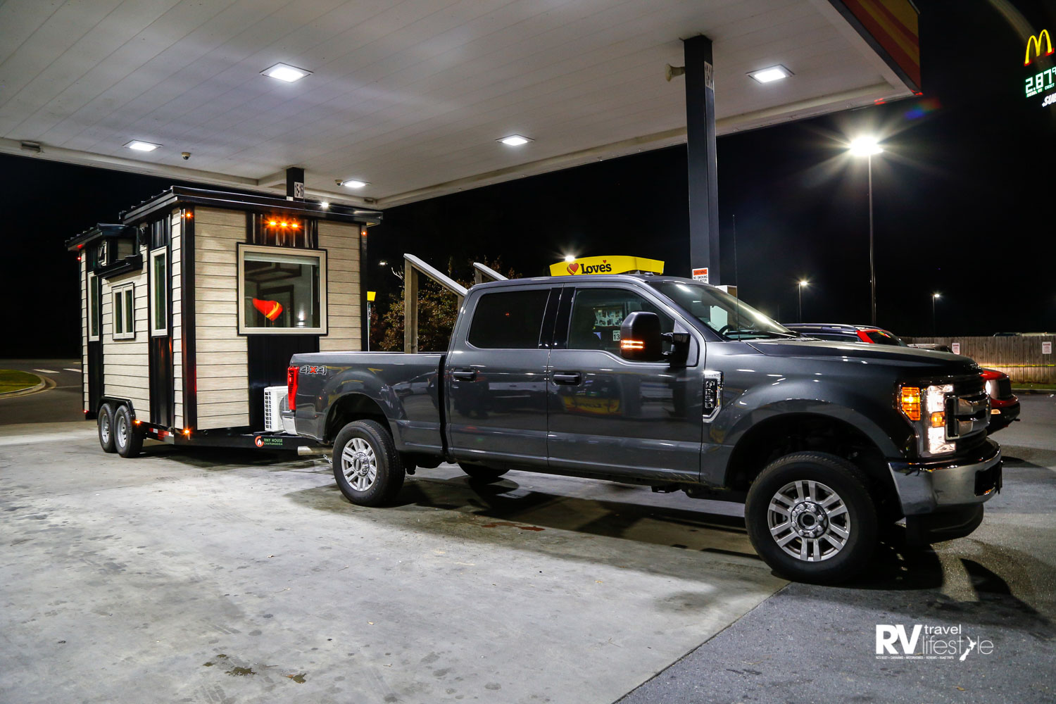Will we be seeing more tiny homes on the road?
