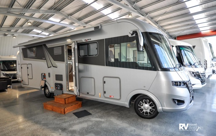 A home on wheels, plenty of storage lockers, the 6m awning comes standard, dual wheels and large storage boot at the rear