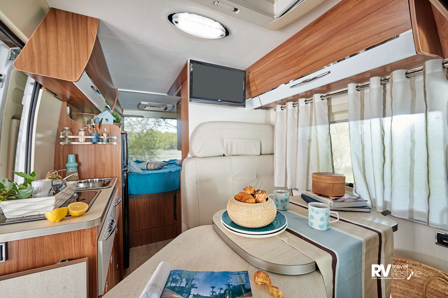 The Foxy camper is fantastic, can't wait to check this model out