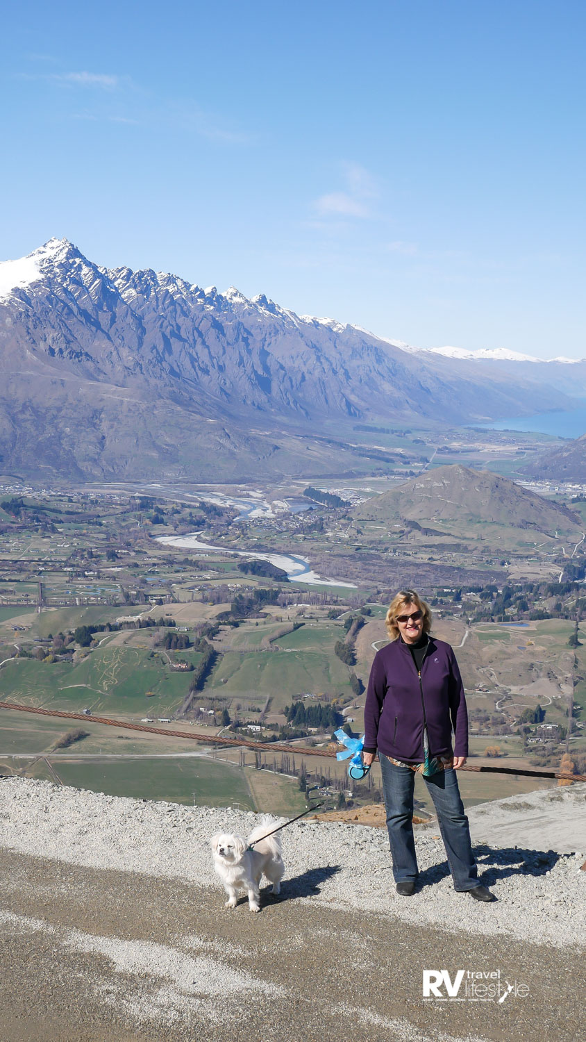 Now this is a walk with a view – Coronet Peak road