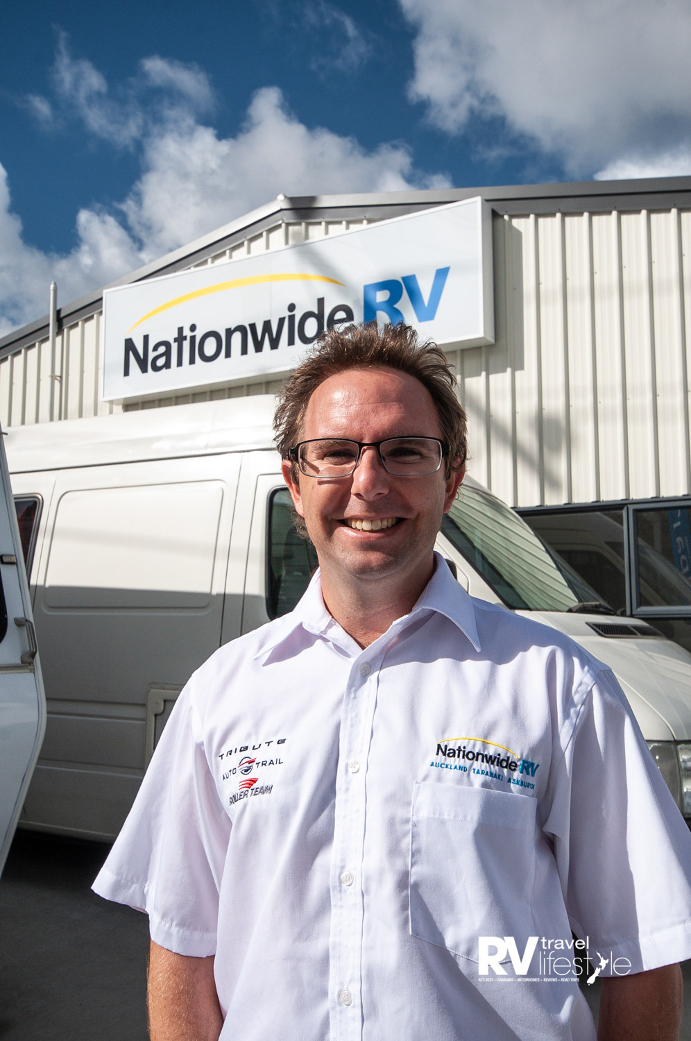 Ben Young, Sales Manager at Nationwide RV in Silverdale