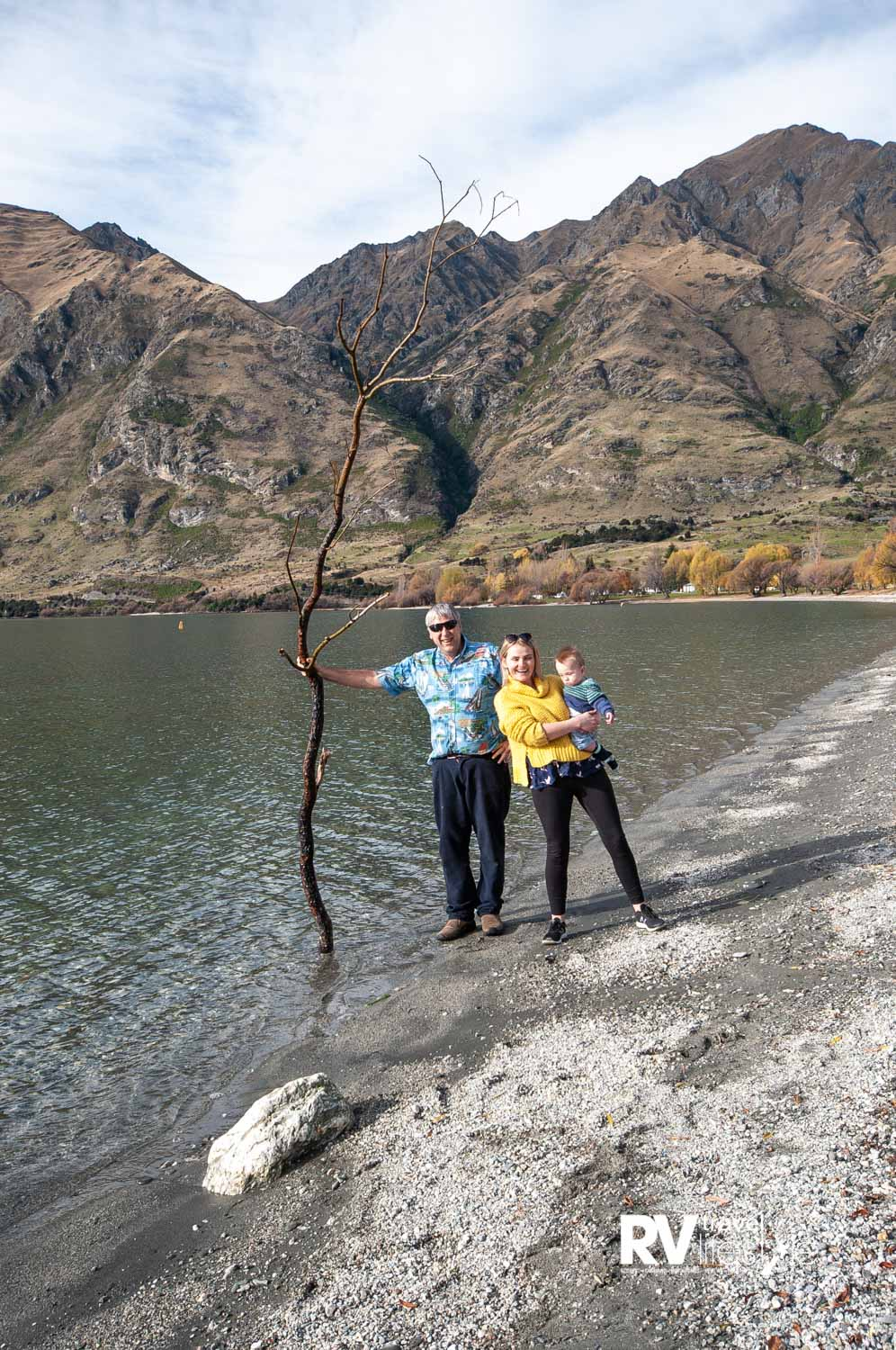 We found the Wanaka tree - we think lol