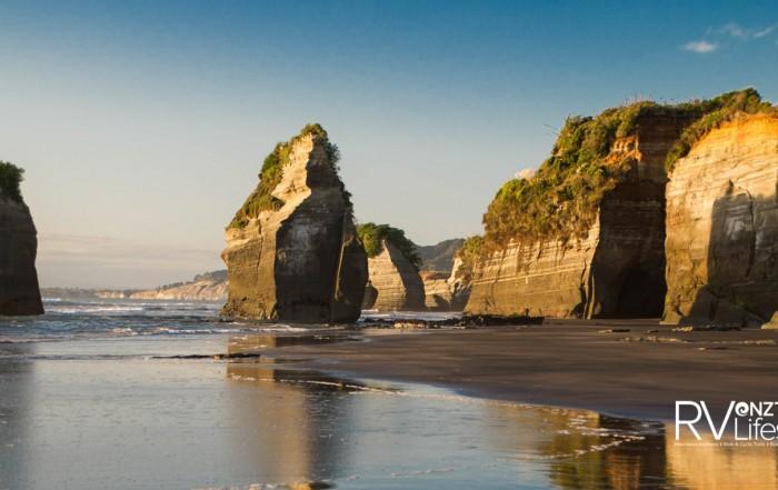 New Zealand's fastest eroding coastline