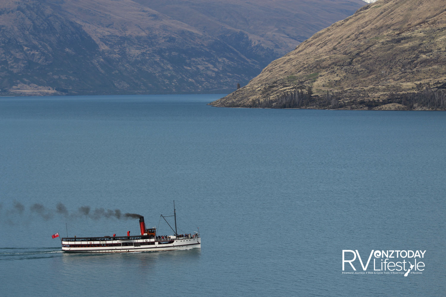 Think Queenstown and one of the first things to come to mind is the grand old 'Lady of the Lake', the Earnslaw. She began life as a working ship but now is very much a gracious work of art