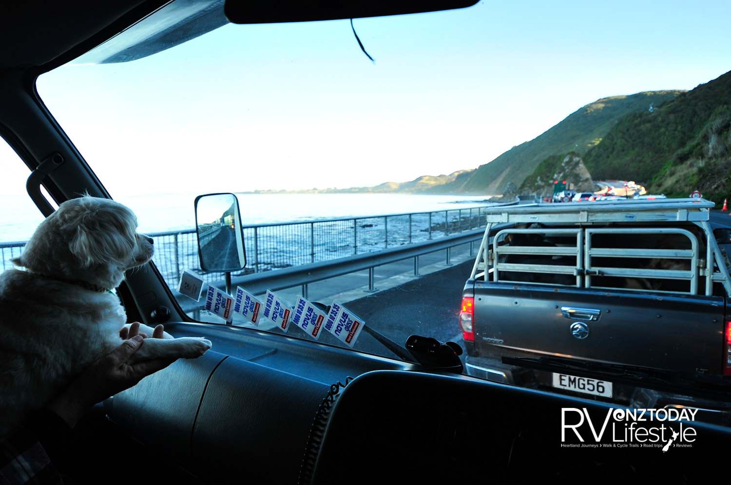I've driven this Kaikōura Coast road before