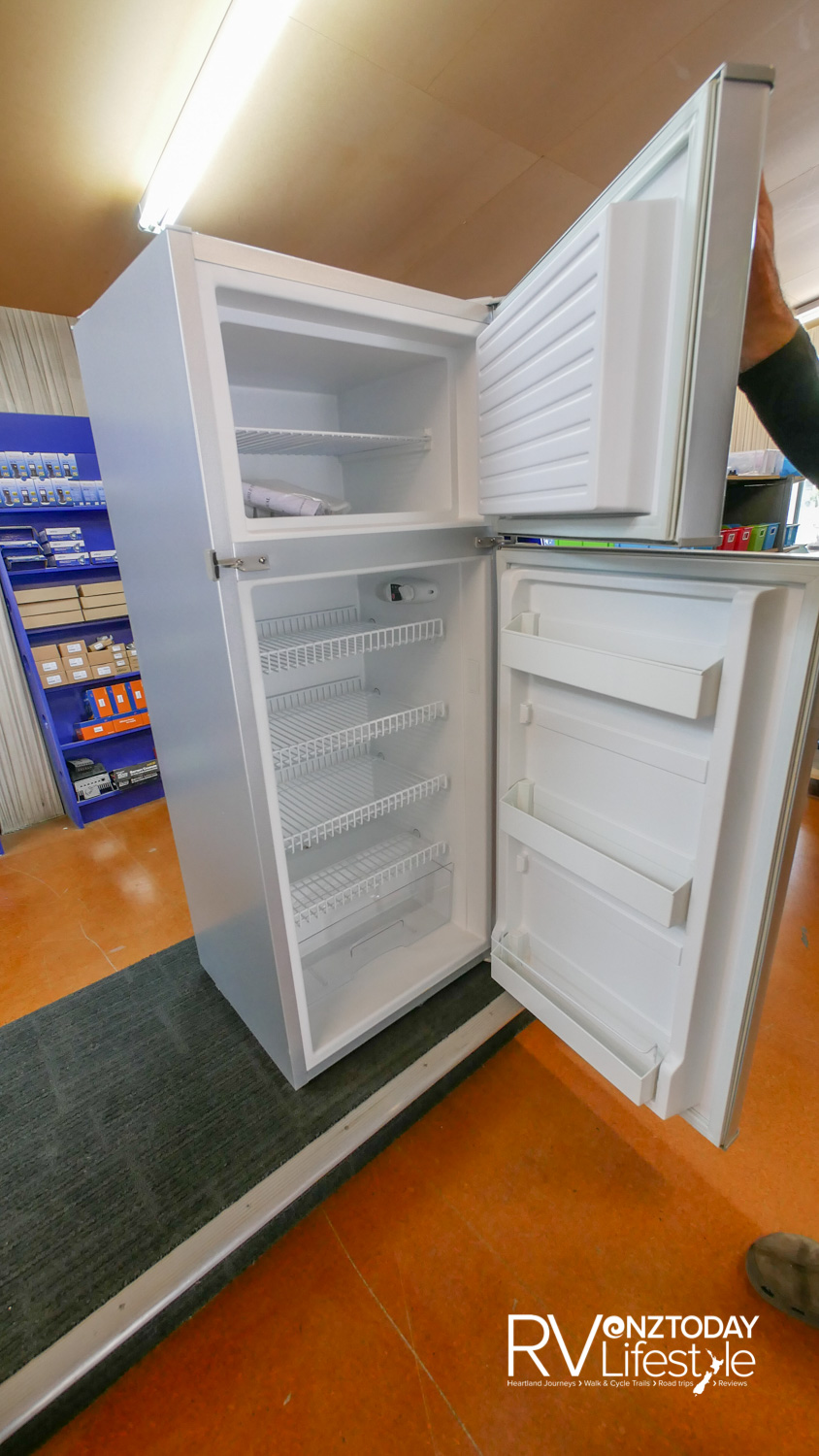 Vantage specialises in solar powered 12V compressor fridge and freezer units and we were impressed with the value for the price. These units come in chilly bin size right up to 218L fridge with separate 53L freezer