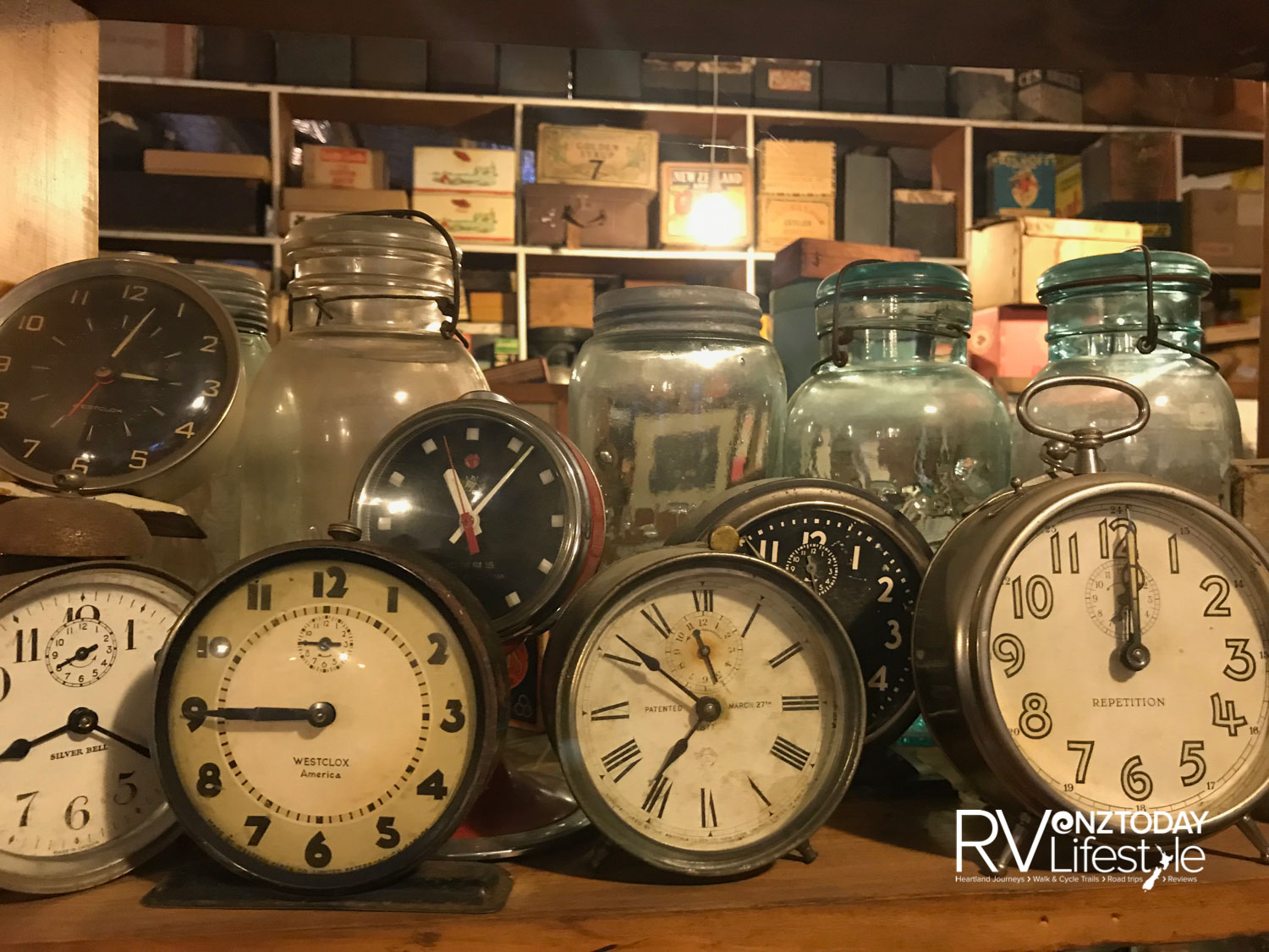 Clocks as they used to be