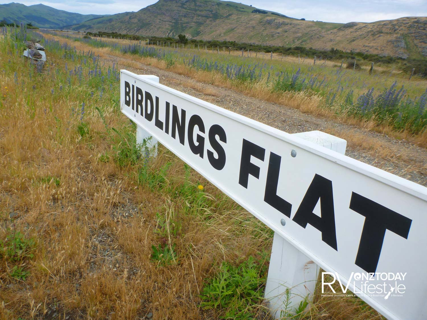 Birdlings Flat, a gem of a place