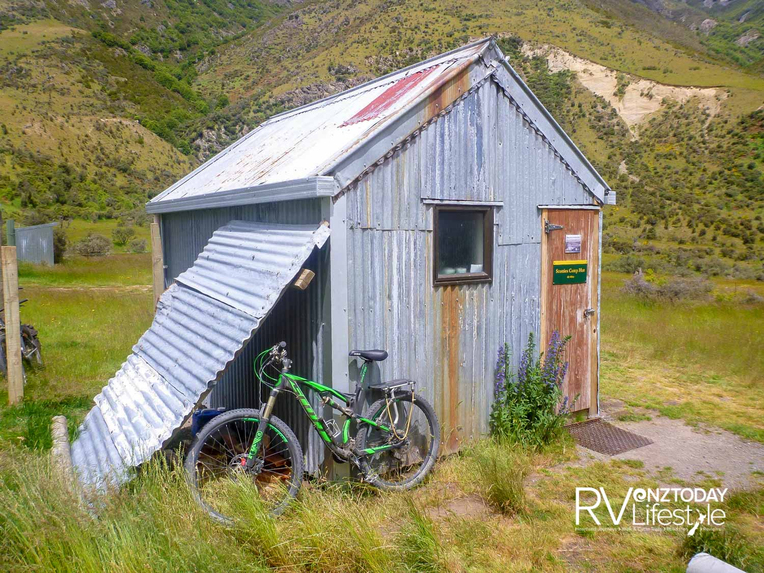 Scotties Hut – a home away from home