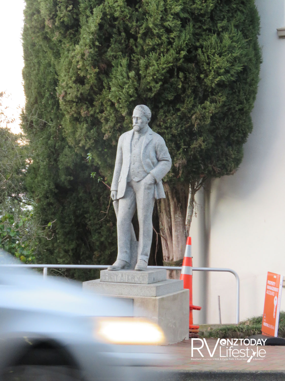 Pioneer environmentalist Henry Atkinson