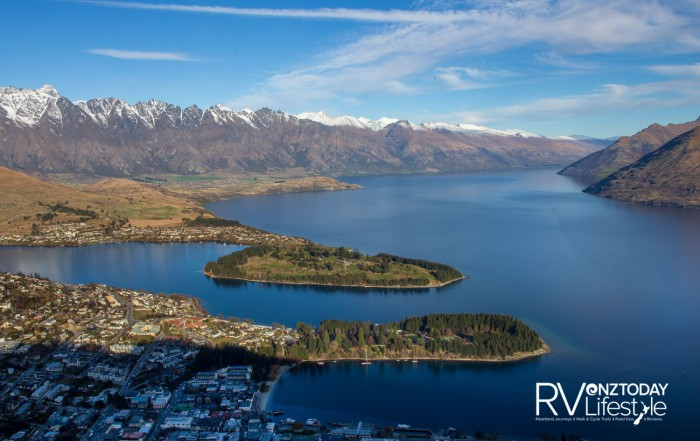 Either walk or take the Skyline Gondola for a spectacular view of Queenstown